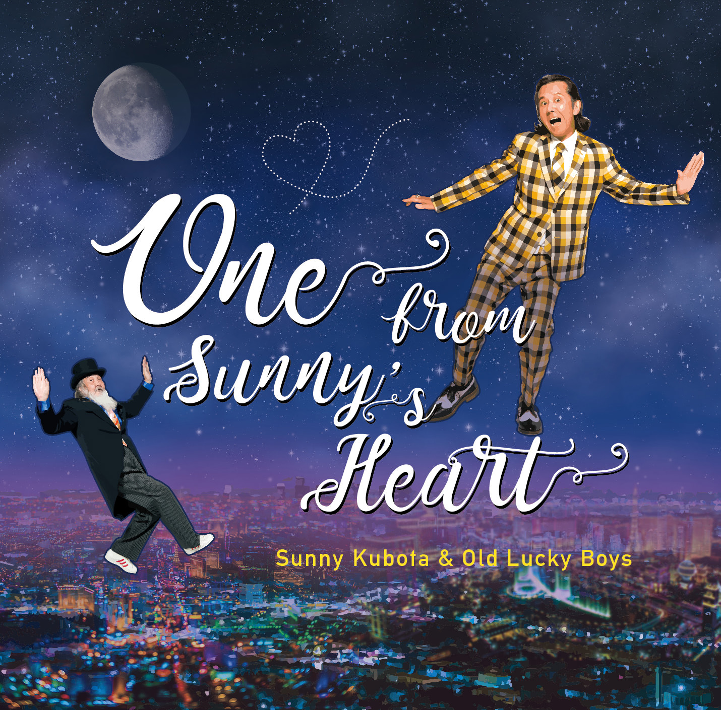 One from Sunny's Heart ジャケット画像